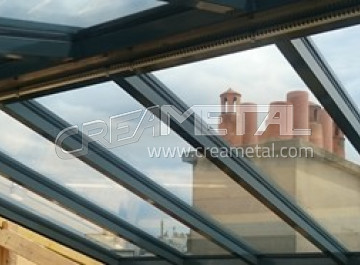 verriere de toit fixe top verrire de toiture with verriere de toit fixe free solutions for. Black Bedroom Furniture Sets. Home Design Ideas