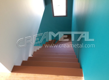 escalier rhone alpes