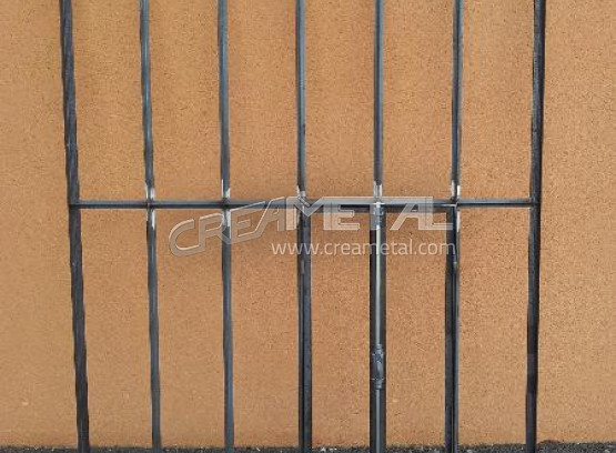 Etude et fabrication verri re en acier brut creametal - Construire une verriere en bois ...