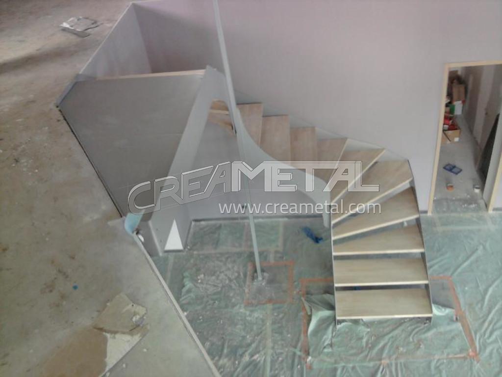 Ao t 2011 escalier - Installation d un escalier ...