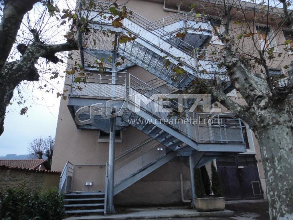 Escalier Ext�rieur
