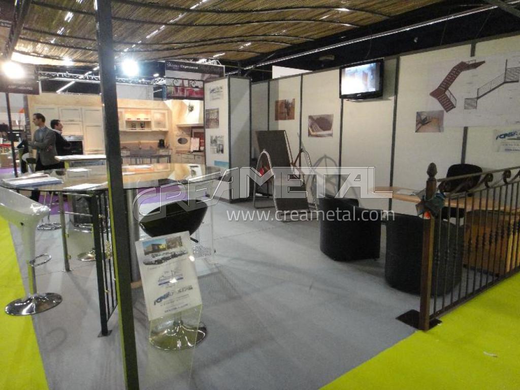 salon maison passion de villefranche saone creametal. Black Bedroom Furniture Sets. Home Design Ideas