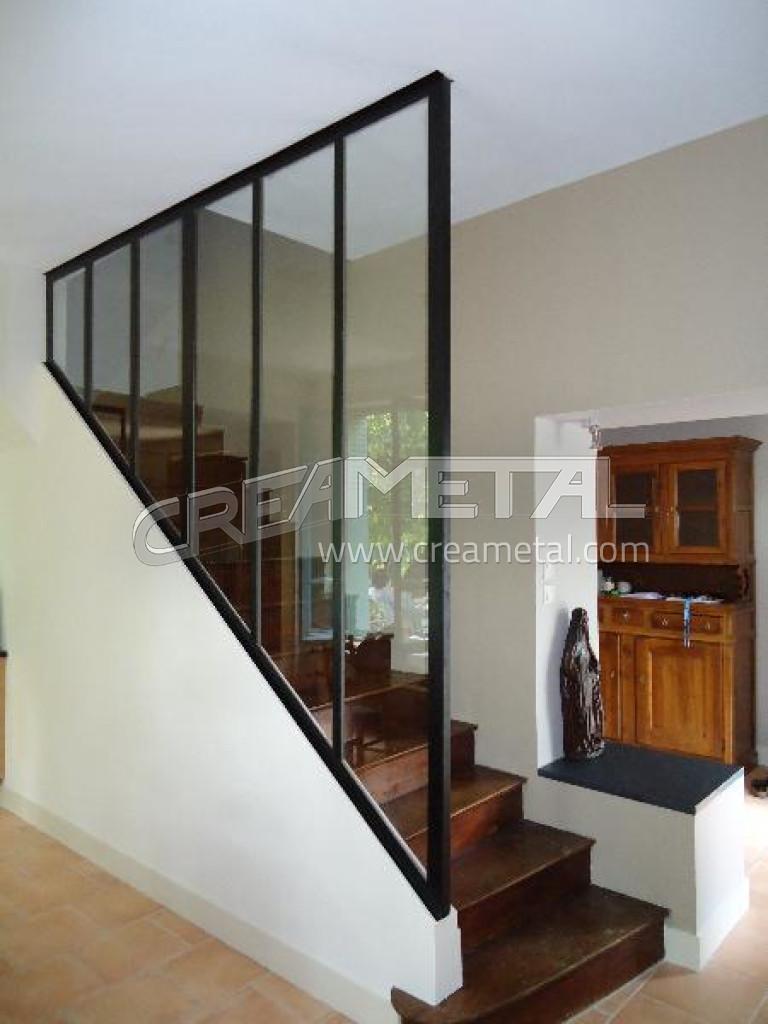 etude et fabrication cr ation verri re de cuisine creametal. Black Bedroom Furniture Sets. Home Design Ideas