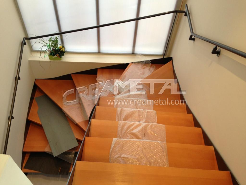 escaliers rh ne entreprise de escaliers ain 4. Black Bedroom Furniture Sets. Home Design Ideas