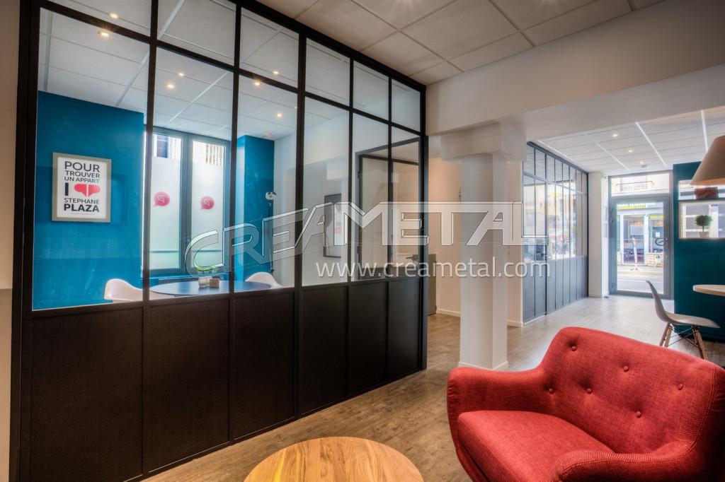 etude et fabrication verri re design agence stephane plaza. Black Bedroom Furniture Sets. Home Design Ideas