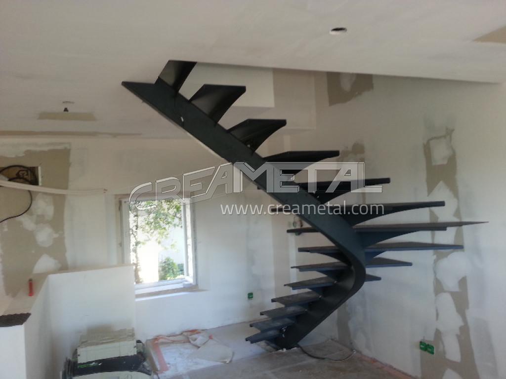 escaliers rh ne entreprise de escaliers ain. Black Bedroom Furniture Sets. Home Design Ideas