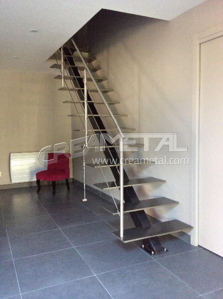 Design m tallique rh ne entreprise de design m tallique ain 6 - Escaliers modernes design ...