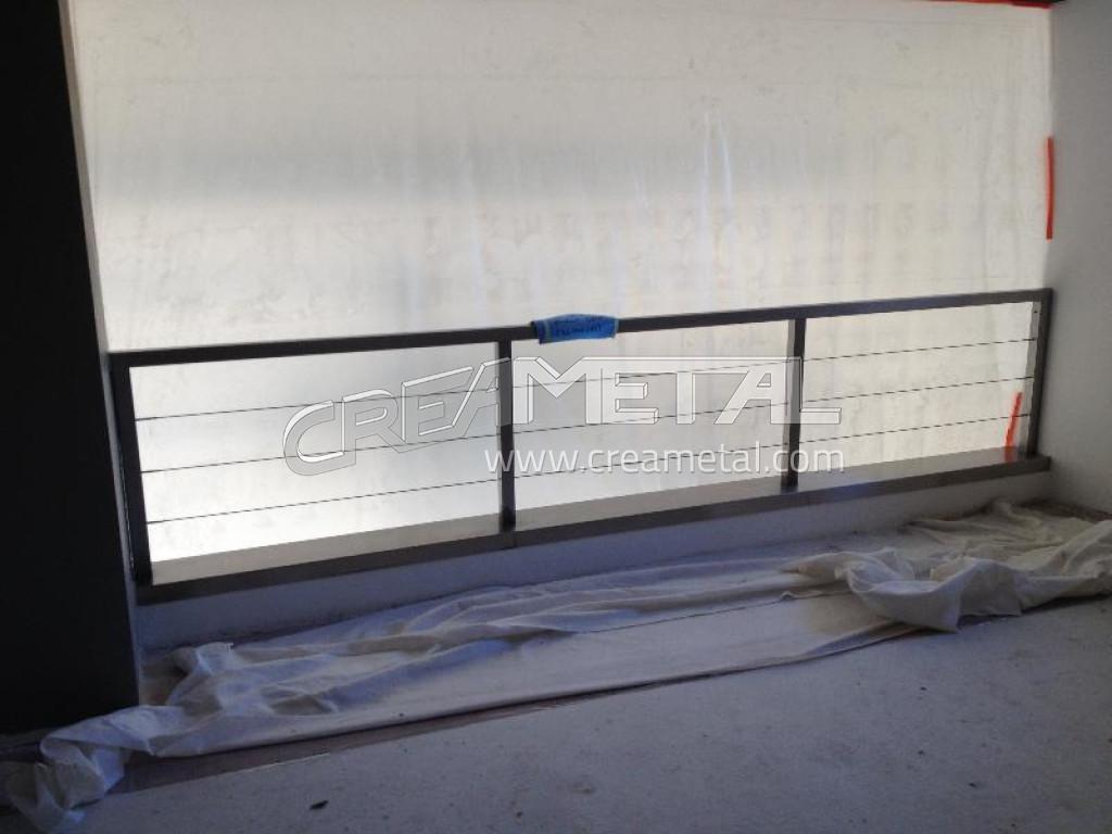 Fabricant garde corps de mezzanine fabriqu et install montmerle dans l 3 - Garde corps mezzanine ...