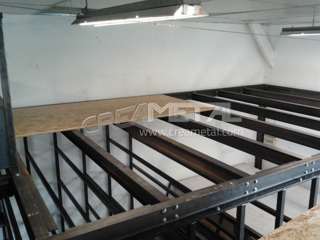 charpente plateforme m tallique rh ne entreprise de charpente plateforme m tallique ain. Black Bedroom Furniture Sets. Home Design Ideas
